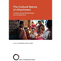 The Cultural Nature of Attachment: Contextualizing Relationships and Development