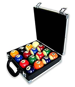 Koffer für Kugeln POOL, 16 Kugeln der beste Schutz für Ihre wertvollen Kugeln !