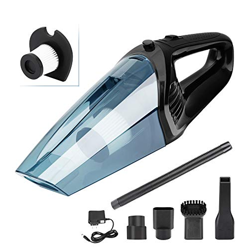 xuejet cordless handheld rechargeable car vacuum cleaner review vacuum cleaners floor care. Black Bedroom Furniture Sets. Home Design Ideas