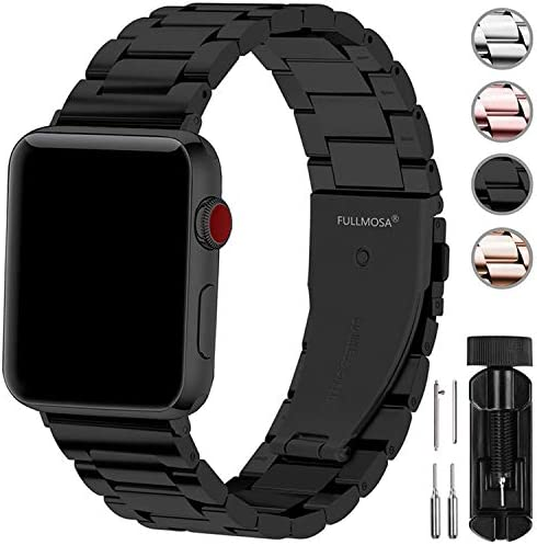 Fullmosa Compatible Apple Stainless iWatch