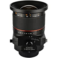 Rokinon TSL24M-S 24mm f/3.5 Tilt Shift Lens for Sony Alpha
