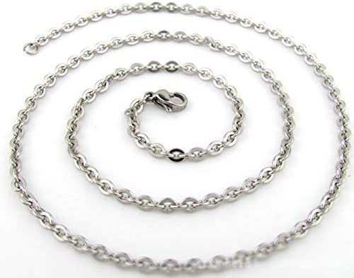Jewelry Crystal Khamsah Lucky Five Hand Stainless Steel Pendants Necklaces O-shaped Chain Necklaces Gifts