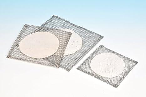 Eisco Labs Iron Wire Gauze with Ceramic Center, 5 inch x 5 inch ...