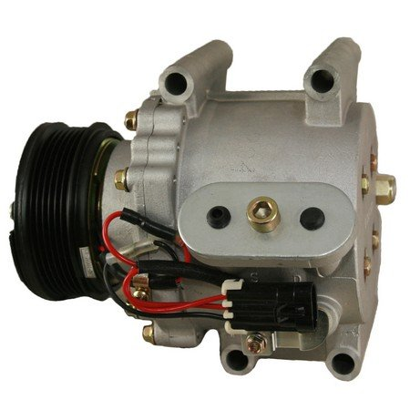 TCW 40966.6T1NEW A/C Compressor and Clut - Chevrolet Trailblazer A/c Compressor Shopping Results