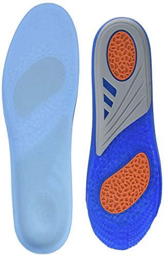 SNOW GEL Sports Insoles,Sports Orthotic Insoles,Full Length
