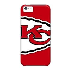 High Quality Zjj1511pTUv Kansas City Chiefs Tpu Case For Iphone 5c