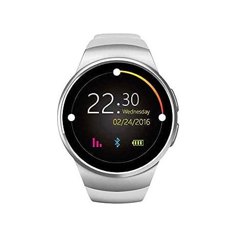 Bluetooth Smartwatch Fitness Tracker,Reloj Inteligente mejor ...