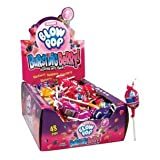 CHARMS BLOW POP BURSTING BERRY ( 48 in a Pack )