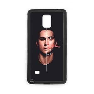 Samsung Galaxy Note 4 Custom Cell Phone Case Teen Wolf Stiles Stilinski Case Cover WWFG33904
