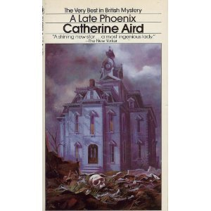 book cover of A Late Phoenix