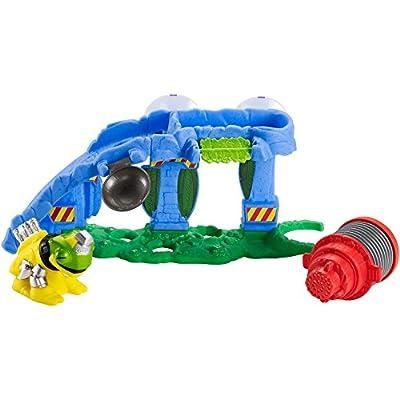 Dinotrux Bath Squirtin' Trux Wash: Toys & Games