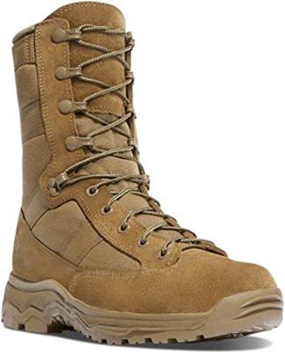 Danner Mens Reckoning 8 Ega Plain Teen Boots Coyote