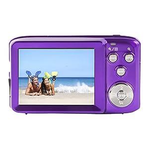 Vivitar VS128 16.1 MP ViviCam iTwist Digital Camera, Color May Vary from Sakar International, Inc.