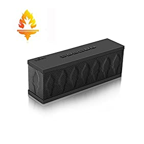 AELEC SoundTorch Next Generation Bluetooth 4 0 Portable Wireless speaker Output Power with Enhanced Bass build in Micro for handfree phone and Waterresistant for Indoors and Outdoors Black