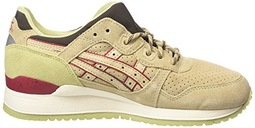 Gel 0505 lyte sand Iii sand Marron Basses Adulte Sneakers Mixte Asics AdqU7wA