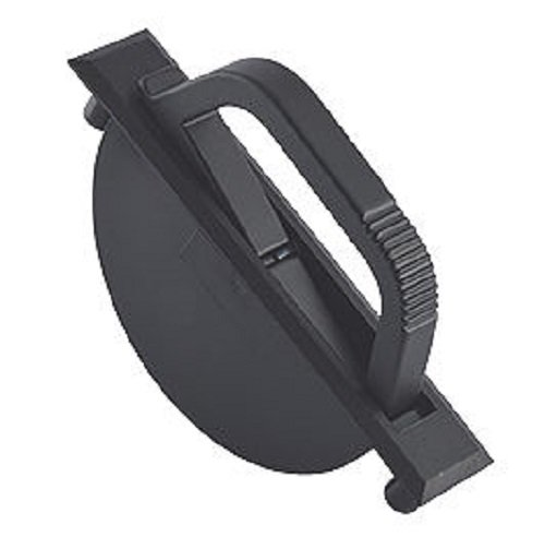 Southco 67-25 Plastic Black Surface Mount Concealed Pull