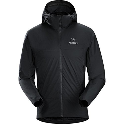 Arc'teryx  Men's Atom SL Hoodie Black Sweatshirt