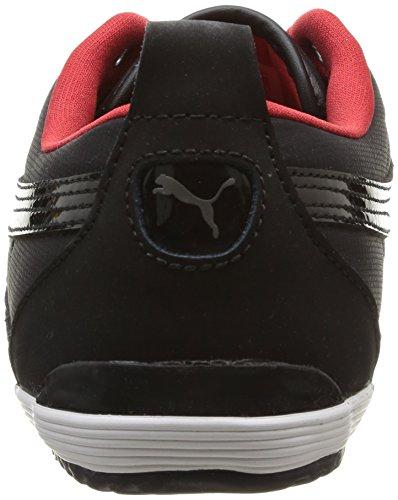 Puma Serve Pro Rl Bk Red Wh Herren Sneaker Schwarz - Noir (Black/Red/Bronze/White)