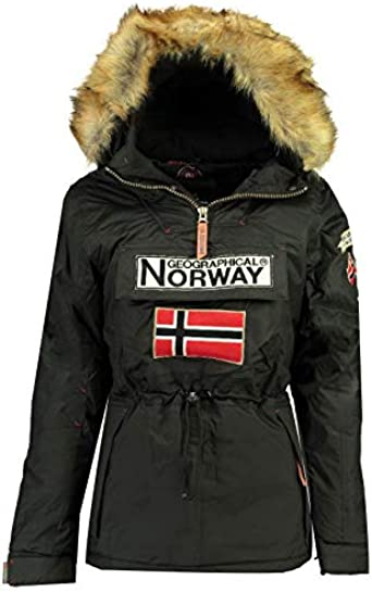 Geographical Norway Parka Mujer BOOMERA