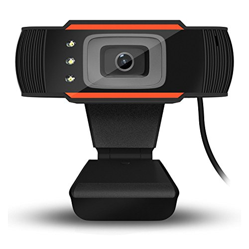 HD Webcam with Microphone, Desktop Portable Webcam for Computer by Bayin (Image #7)