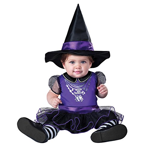 Totally Ghoul Witch & Famous Costume, Toddler, 18-24 months