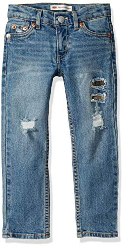 Levi's Boys' 502 Regular Fit Taper Jeans