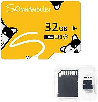 Sroomcla - Tarjeta de Memoria de 8 GB a 128 GB C10/U1/U3 para ...
