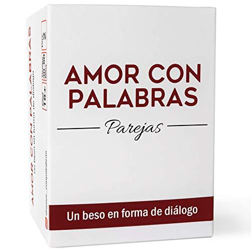 🥇 AMOR CON PALABRAS – Parejas | Juegos de Mesa para Dos Personas Que fortalecen Las relaciones convirtiéndolos en inmejorables Regalos para Parejas