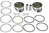 Namura, NA-50081, 2 Size A Piston Kits Polaris Sportsman 800 HO Standard Bore 80mm