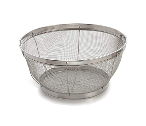 Cook Pro 12-Inch Stainless Steel Mesh - Mesh Fine 12 Inch