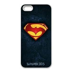 iPhone 5 5s Cell Phone Case White Batman 001 Delicate gift JIS_282000