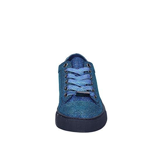 Lopez Tessuto Sara Blu Donna Sneaker tPXXwd