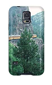 Defender Case With Nice Appearance (train) For Galaxy S5