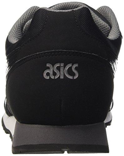 Asics gimnasia para Zapatillas de hombre negras Curreo qzOf1w7