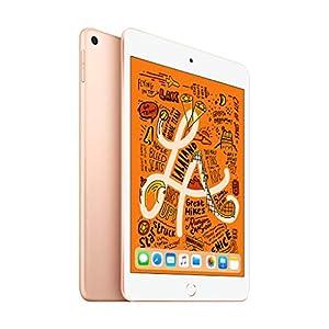 Apple iPad Mini (Wi-Fi, 64GB) – Gold (latest model)
