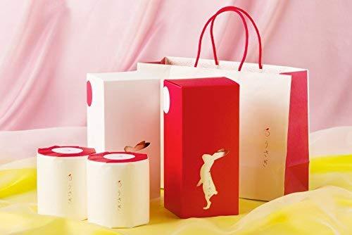 【内祝、手土産】うさぎ4ロールギフトボックス(紙袋付)(おもてなしギフト賞受賞) …
