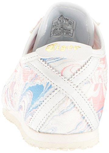 Onitsuka Tiger Mens Mexico 66 Fashion Sneaker Tricolor Suminagashi / Tricolor Suminagashi