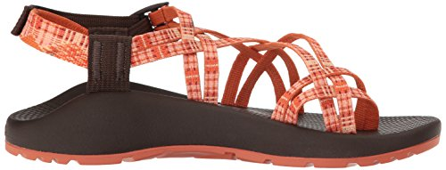 Chaco Damen Zx2 Classic Athletic Sandale Gepatchtes Bernstein