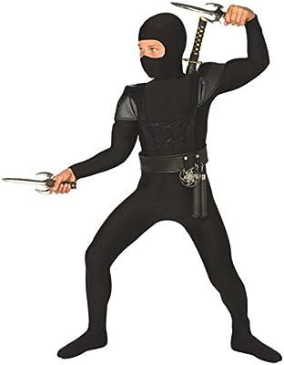 Plastic Ninja Weapon Set Throwing Stars Nunchucks Dagger Toy Kung Fu Fancy Dress