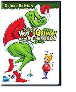 Dr. Seuss' How the Grinch Stole Christmas (DVD Deluxe Edition) Cartoon