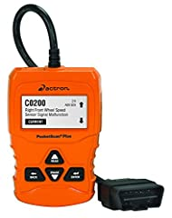 The CP9660 POCKETSCAN PLUS is small in size making it perfect for easy storage and use, but is a powerful Scan Tool. It reads and erases engine Diagnostic Trouble Codes (DTC's) on ALL 1996 and newer import and domestic vehicles sold in the US...