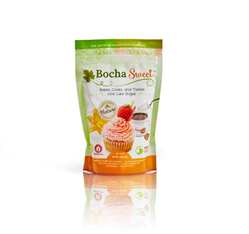 BochaSweet Sugar Substitute, 1 LB | The Supreme Sugar Replacement