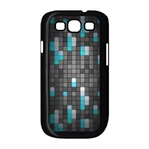 lintao diy Custom Check Pattern Back Cover Case for SamSung Galaxy S3 I9300 JNS3-086