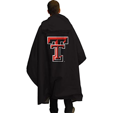 NCAA Texas Tech 3 in 1 Rain Poncho