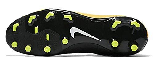 Nike Mens Hypervenom Phelon 3 Dynamic Fit Scarpe Da Calcio Per Terreni Duri Laser Arancione Nero Bianco 801