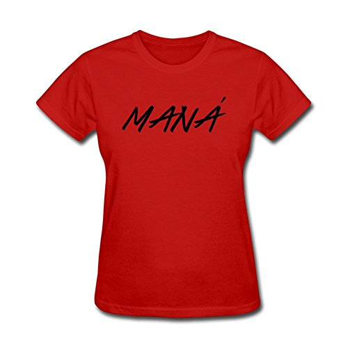 tommery-womens-mana-band-logo-design-short-sleeve-cotton-t-shirt