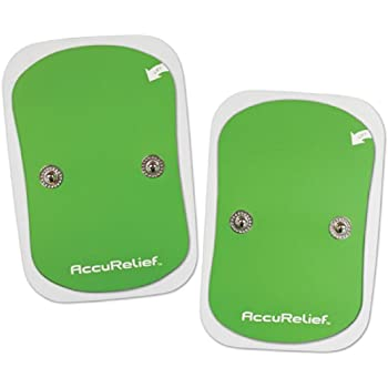 AccuRelief Wireless TENS Electrotherapy Pain Relief System (Packaging may vary)