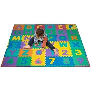 floor mats for kids. Beautiful Floor Trademark Games Foam Floor Alphabet Number Puzzle Mat Kids 96Piece For Mats Kids F