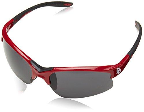 Siskiyou Oklahoma Sooners  NCAA Blade - A.ok Sunglasses