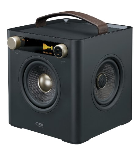 TDK Life on Record 77000015410 Sound Cube Audio System